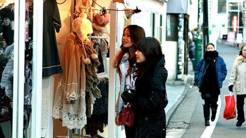 4 thành phố châu Á hấp dẫn 'tín đồ' shopping - 1