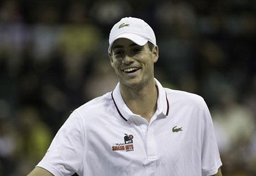 John Isner: Thắng Federer là tuyệt nhất! - 1