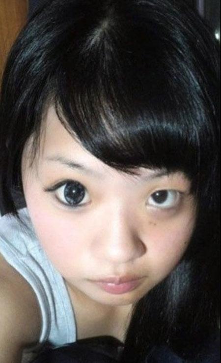 """Công nghệ trang điểm """"lừa tình"""" của gái Nhật - 1"""
