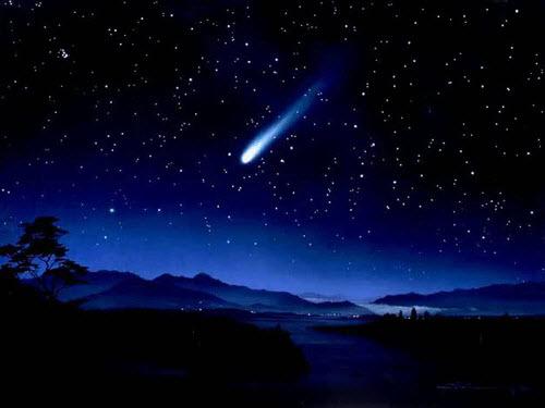 Ngắm sao băng với ứng dụng Fireballs in the Sky - 1