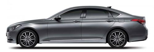 Hyundai Genesis 2014 trình làng với bốn động cơ - 4