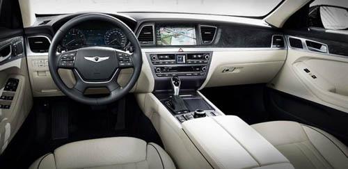 Hyundai Genesis 2014 trình làng với bốn động cơ - 8
