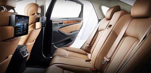Hyundai Genesis 2014 trình làng với bốn động cơ - 7