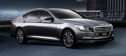 Hyundai Genesis 2014 trình làng với bốn động cơ - 2