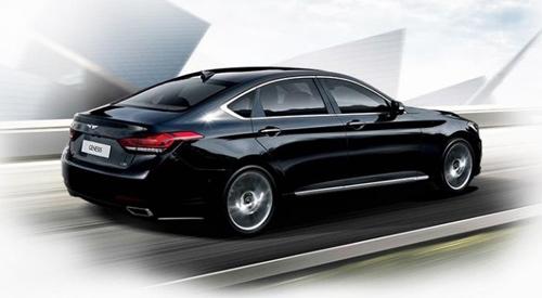 Hyundai Genesis 2014 trình làng với bốn động cơ - 6
