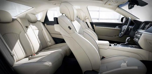 Hyundai Genesis 2014 trình làng với bốn động cơ - 11