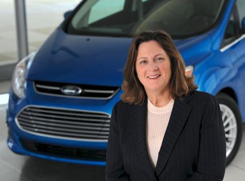 10 bóng hồng quyền lực nhất ngành công nghiệp xe hơi - 10