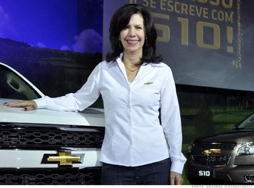 10 bóng hồng quyền lực nhất ngành công nghiệp xe hơi - 2