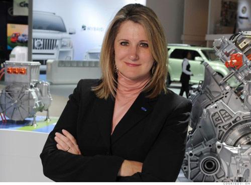 10 bóng hồng quyền lực nhất ngành công nghiệp xe hơi - 6