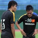 Bóng đá - U23 VN: Mải chuyền bóng, quên dứt điểm