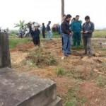 Tin tức trong ngày - Hưng Yên: Dân bức xúc vì mộ cổ bị đào trộm