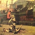 Thể thao - Võ sĩ giác đấu – Từ Colosseum đến lồng bát giác