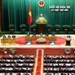 Tin tức trong ngày - Quốc hội thông qua Hiến pháp sửa đổi