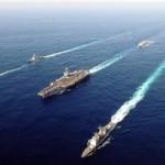 Tin tức trong ngày - Đài Loan điều tàu chiến bám sát tàu Liêu Ninh