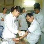 Tin tức trong ngày - Bác sỹ hiến máu cứu bệnh nhân nguy kịch