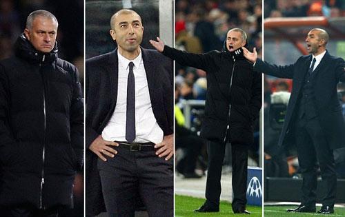 Khi Mourinho cũng chẳng hơn gì Di Matteo - 1