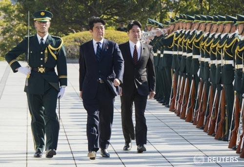 Kyodo: Tình báo Nhật qua mặt cả Thủ tướng - 1