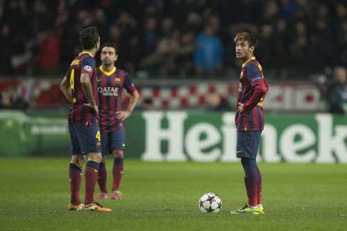 """Liga trước V15: Barca cần """"sửa sai"""" - 1"""