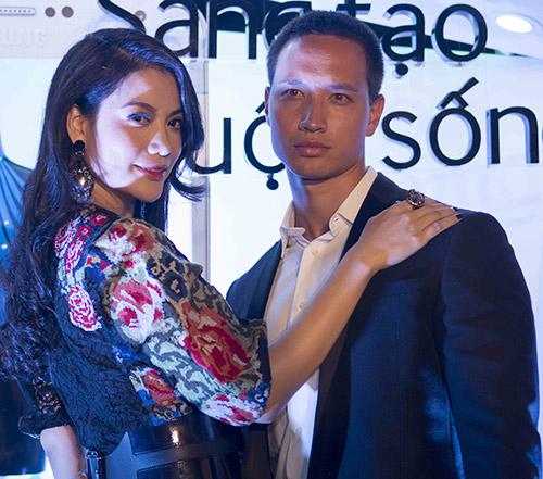Trương Ngọc Ánh khoe bạn diễn Việt Kiều - 4