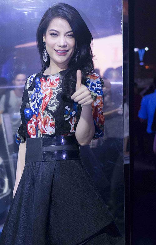 Trương Ngọc Ánh khoe bạn diễn Việt Kiều - 3