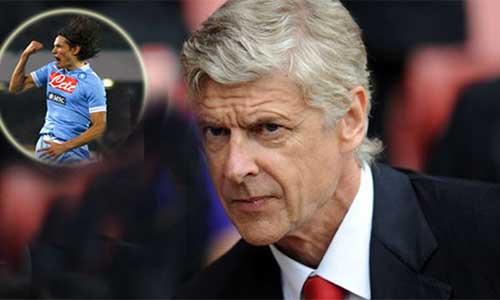 Arsenal lập kế hoạch chiêu mộ Cavani - 1