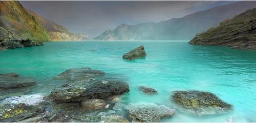 Những đốm lửa xanh kỳ ảo ở Indonesia - 2