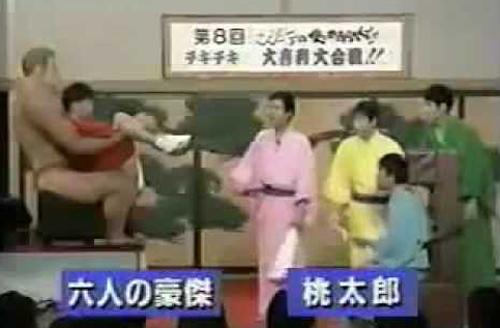 """""""Chơi hết mình"""" như gameshow Nhật Bản - 4"""