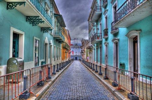 Những con phố sặc sỡ nhất thế giới - 1
