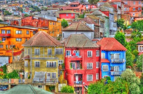 Những con phố sặc sỡ nhất thế giới - 2