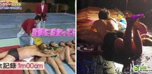 """""""Chơi hết mình"""" như gameshow Nhật Bản - 10"""