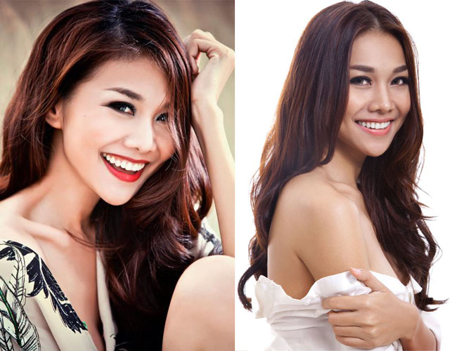 Là người mẫu đắt giá nhất showbiz Việt và là người đẹp lấn sân phim ảnh thành công nhất, Thanh Hằng vừa sở hữu đôi chân 1m2 và nụ cười rạng rỡ không mỹ nhân nào sánh kịp.
