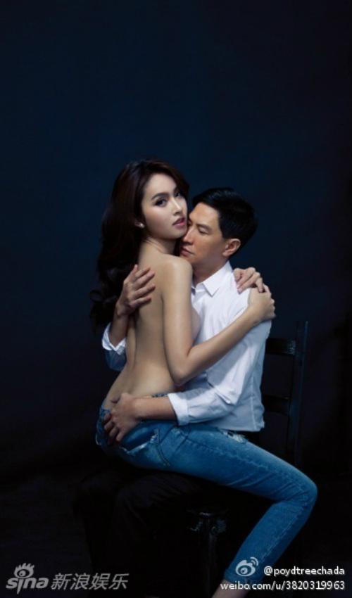 Trương Gia Huy ôm ghì mỹ nhân chuyển giới nude - 3