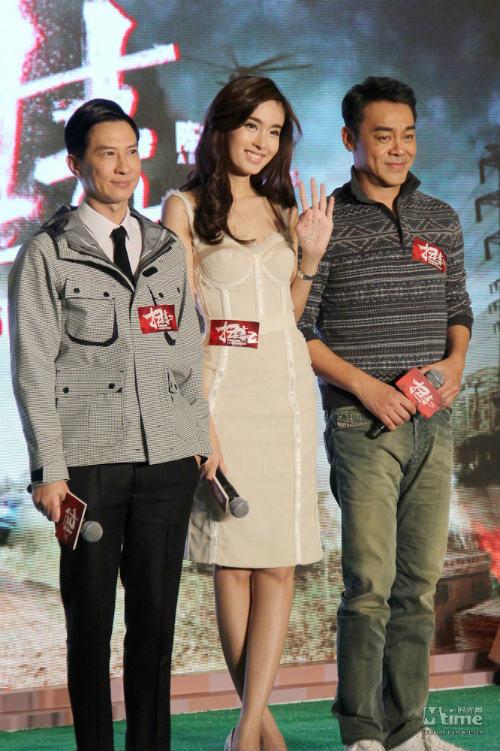 Trương Gia Huy ôm ghì mỹ nhân chuyển giới nude - 7