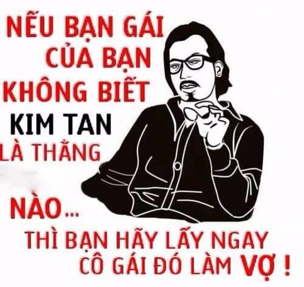 Ảnh chế hài hước về Kim Tan - 2