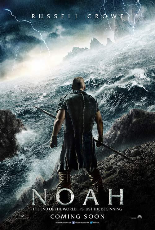 Russell Crowe làm ông Noah huyền thoại - 7