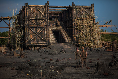 Russell Crowe làm ông Noah huyền thoại - 4