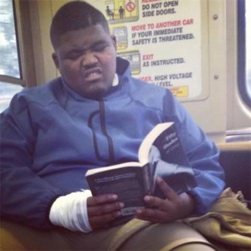 """12 """"dị nhân"""" trên tàu điện ngầm - 12"""