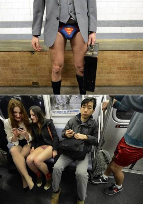 """12 """"dị nhân"""" trên tàu điện ngầm - 10"""