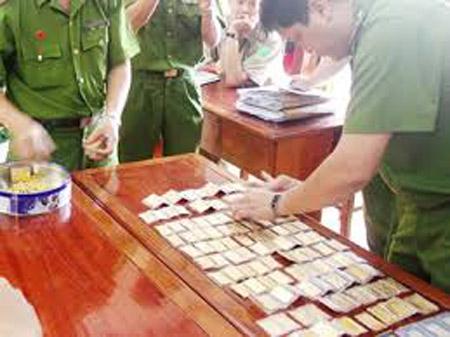 Xử vụ cướp 157 lượng vàng nhà đại gia cao su - 1