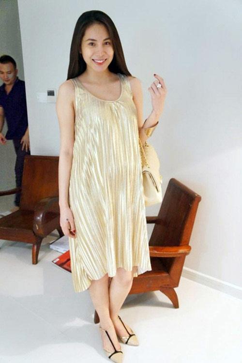 5 nhà sao Việt sinh công chúa 2013 - 1