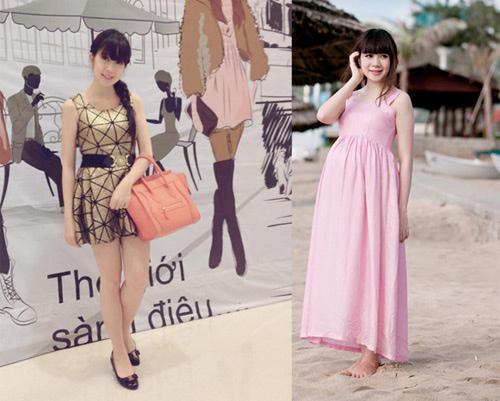 5 nhà sao Việt sinh công chúa 2013 - 10