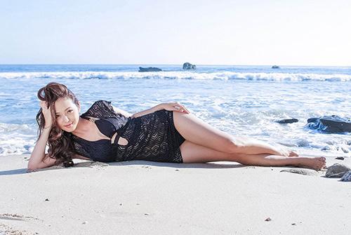 5 nhà sao Việt sinh công chúa 2013 - 15