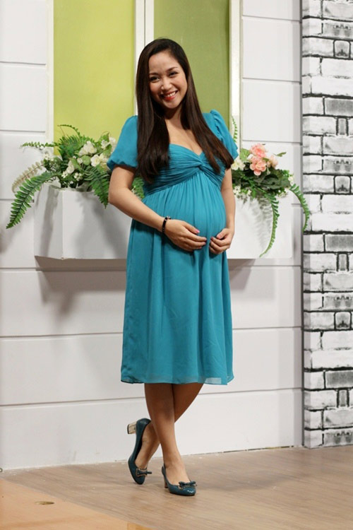 5 nhà sao Việt sinh công chúa 2013 - 7