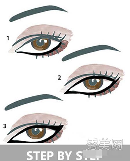 Bật mí bí mật trang điểm mắt của sao hàn - 3