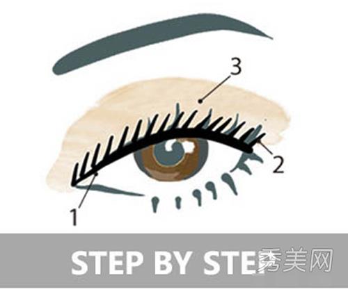 Bật mí bí mật trang điểm mắt của sao hàn - 5