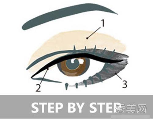 Bật mí bí mật trang điểm mắt của sao hàn - 9