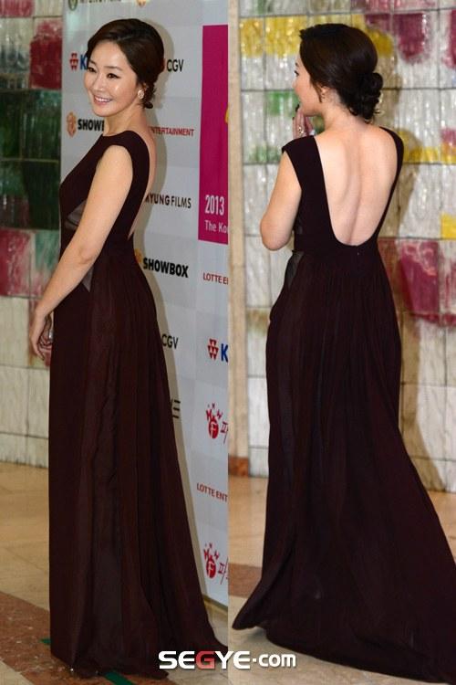 """""""Bạn gái Lee Min Ho"""" xinh tươi đi nhận giải - 6"""
