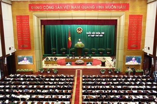 Bác thông tin 1 ngày họp Quốc hội hết 1 tỷ đồng - 1