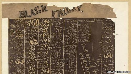Những sự thật ít biết về Ngày thứ Sáu đen - 1