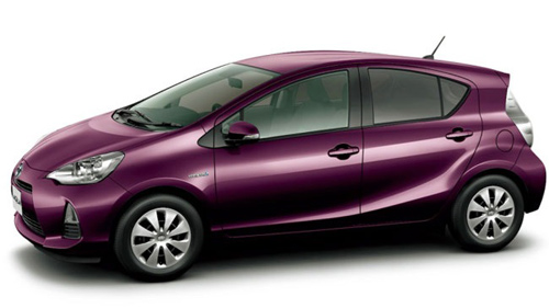 Ra mắt Toyota Aqua 2014 siêu tiết kiệm nhiên liệu - 2